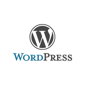 ICONA WORDPRESS LOGO